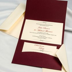 Wedding Bell Invitations Cards Stationery 764 Mountain Meadows