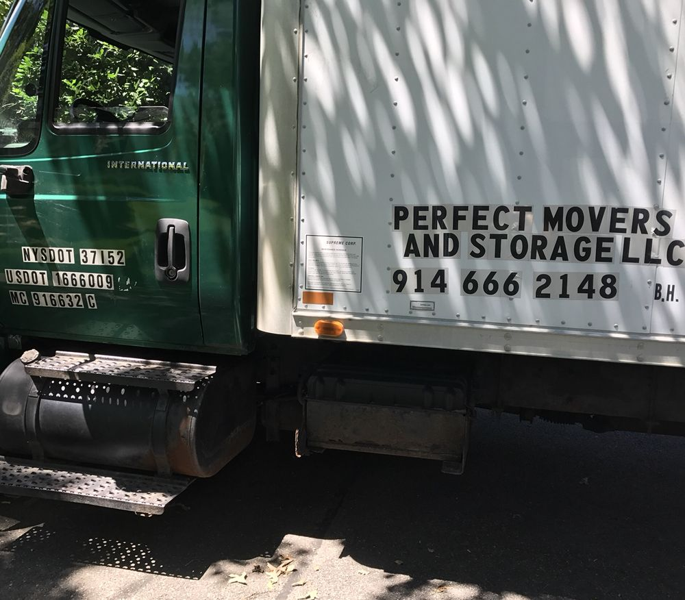 Perfect Movers and  Storage: 38 S Beechwood Rd, Bedford Hills, NY