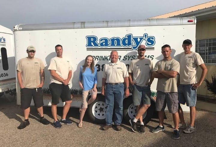 Randy's Sprinkler Systems