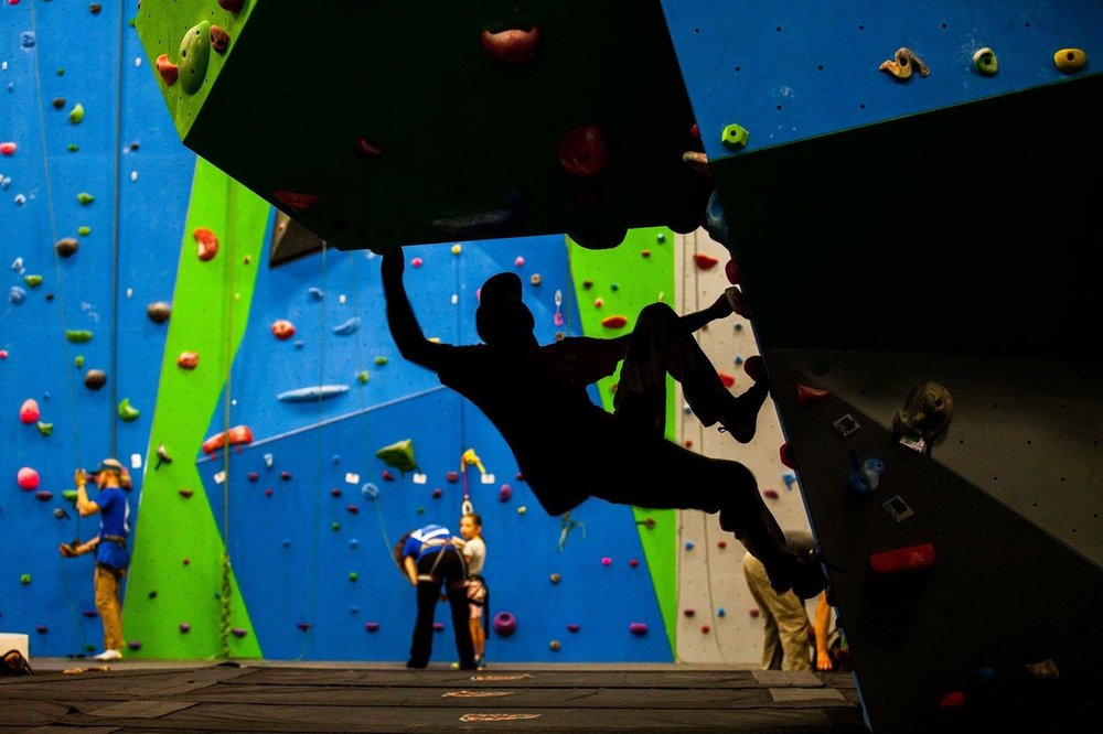 Riverstone Climbing Gym: 1625 S Walnut St, Burlington, WA