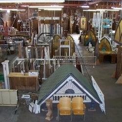 architectural salvage - closed - antiques - 6400 e stapleton dr s