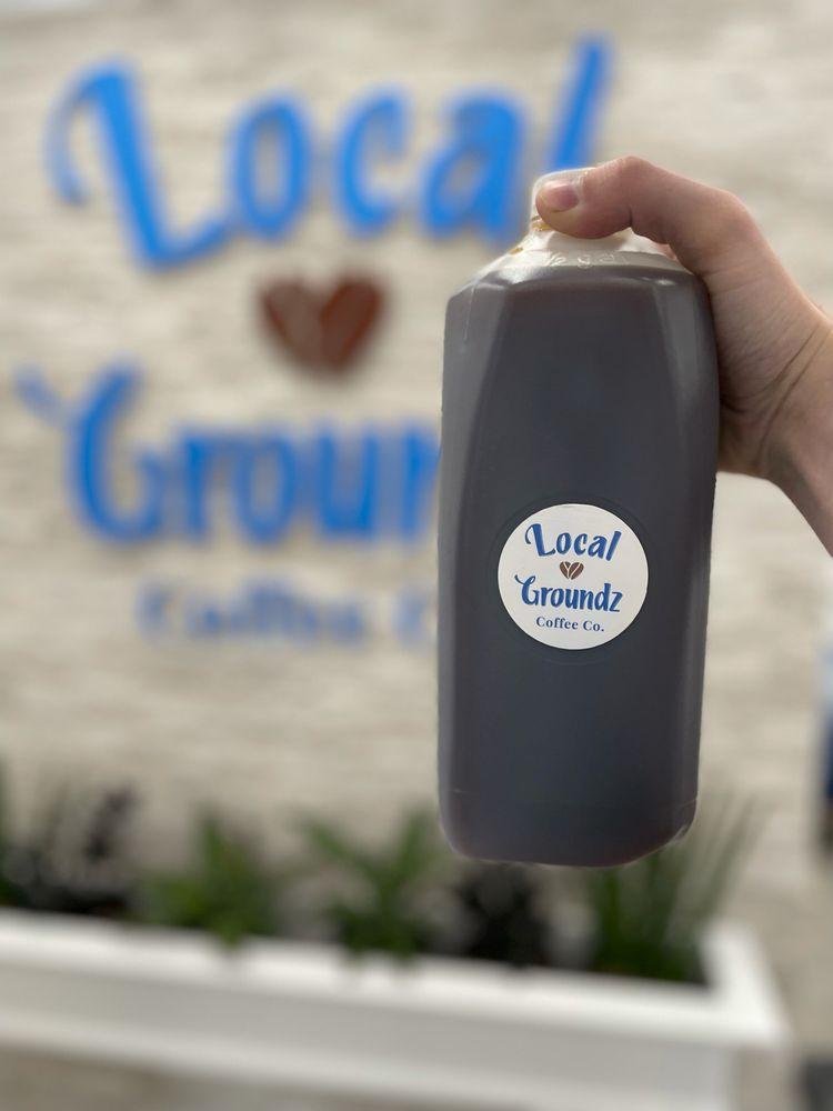 Local Groundz Coffee: 407 N Greenwood St, LaGrange, GA