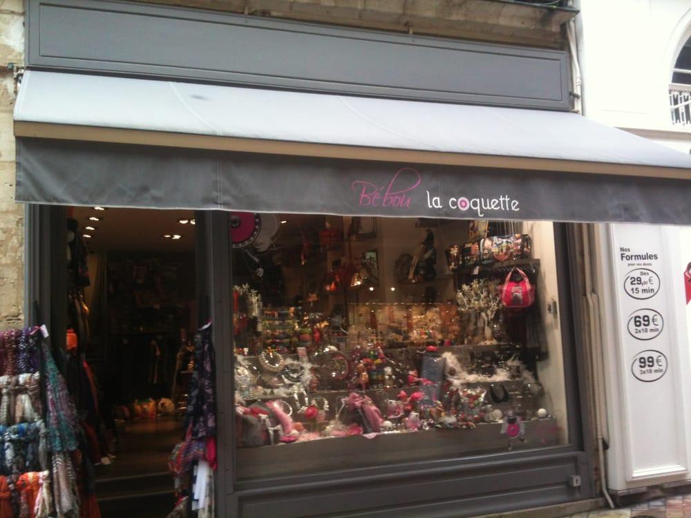 B bou la coquette joias bijuterias 47 rue des for Hotel rue lafaurie monbadon bordeaux