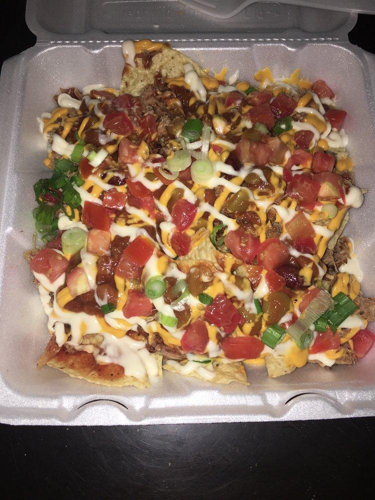 Pat's BBQ & Catering: 111 Tower Rock Ln, Murphysboro, IL