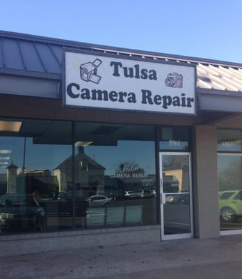 Tulsa Camera Repair 2115 S Harvard Ave Tulsa, OK Camera Stores