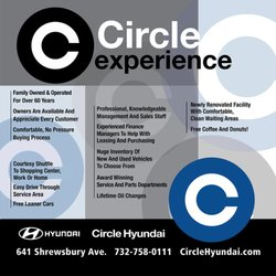 Circle Chevrolet Auto Repair 641 Shrewsbury Ave