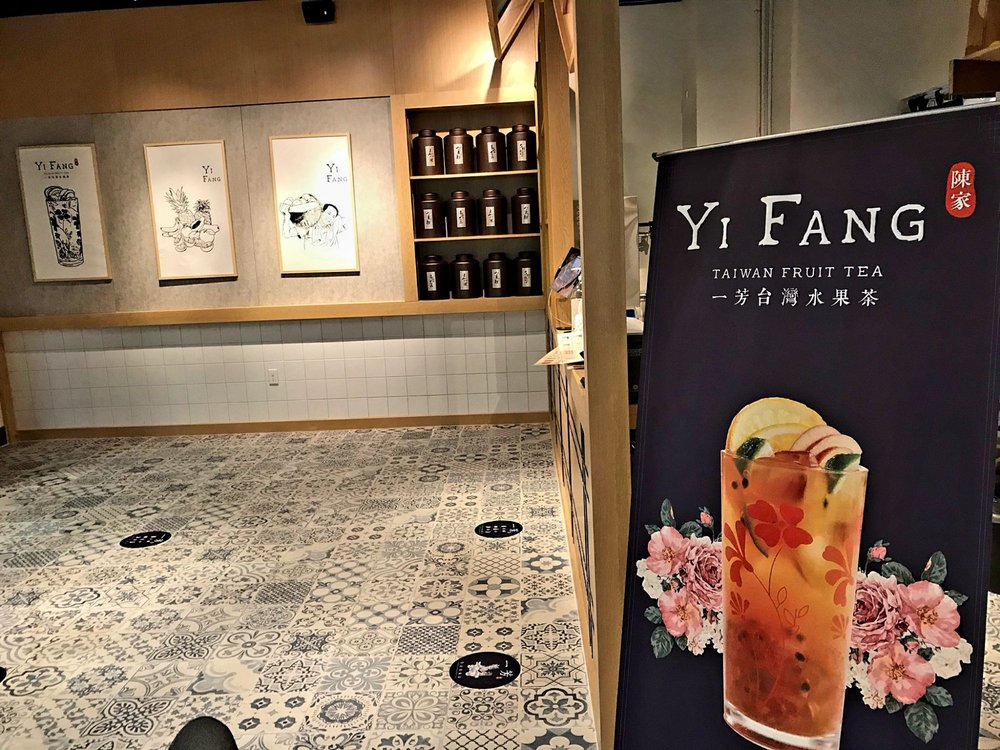 Yifang Taiwan Fruit Tea: 700 110th Ave Ne, Bellevue, WA