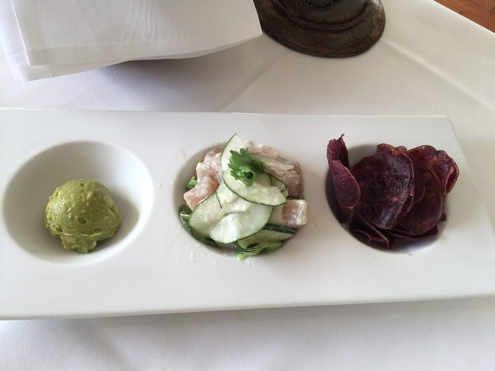 Ono ceviche yelp for Merriman s fish house