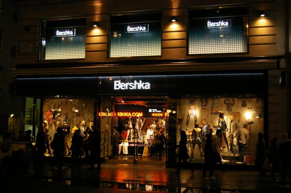 Bershka accesorios 221 223 oxford street soho londres london reino unido n mero de - Bershka en londres ...