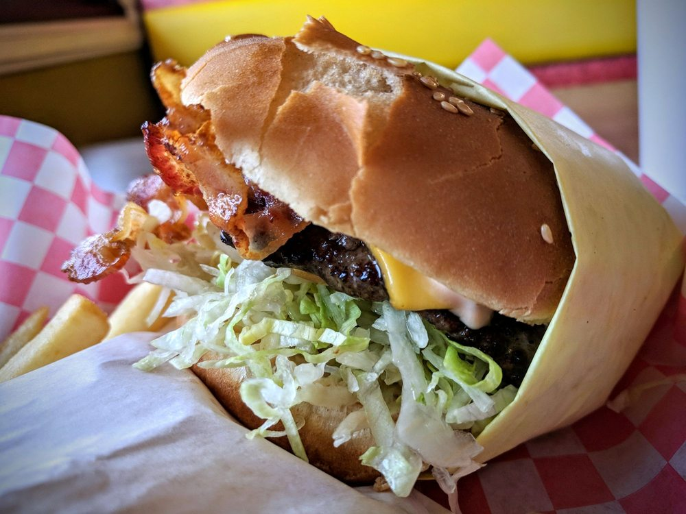 Bob's Burgers: 14952 Valley Blvd, La Puente, CA