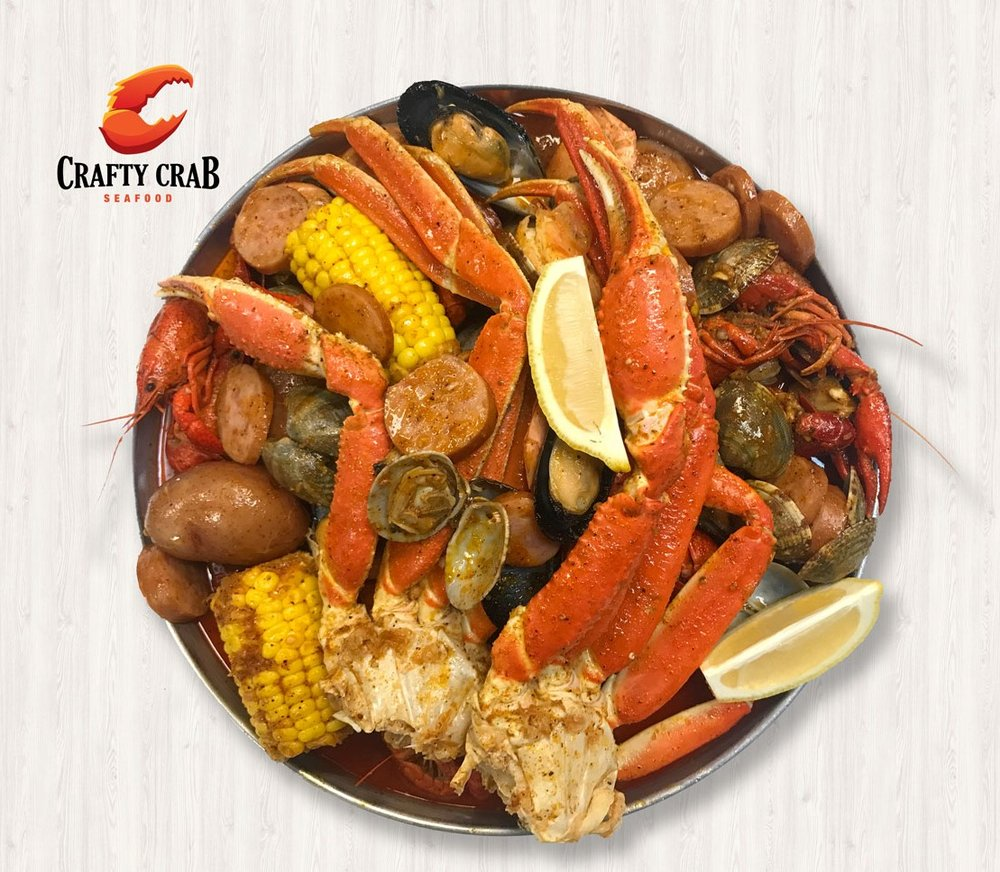 Crafty Crab: 7760 Eastpoint Mall, Baltimore, MD