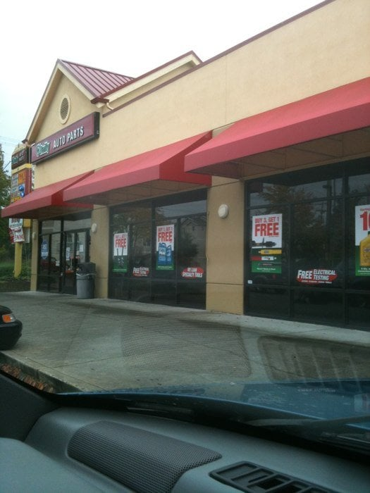 O'Reilly Auto Parts: 402 164th St SW, Lynnwood, WA