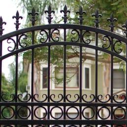 Legend fence