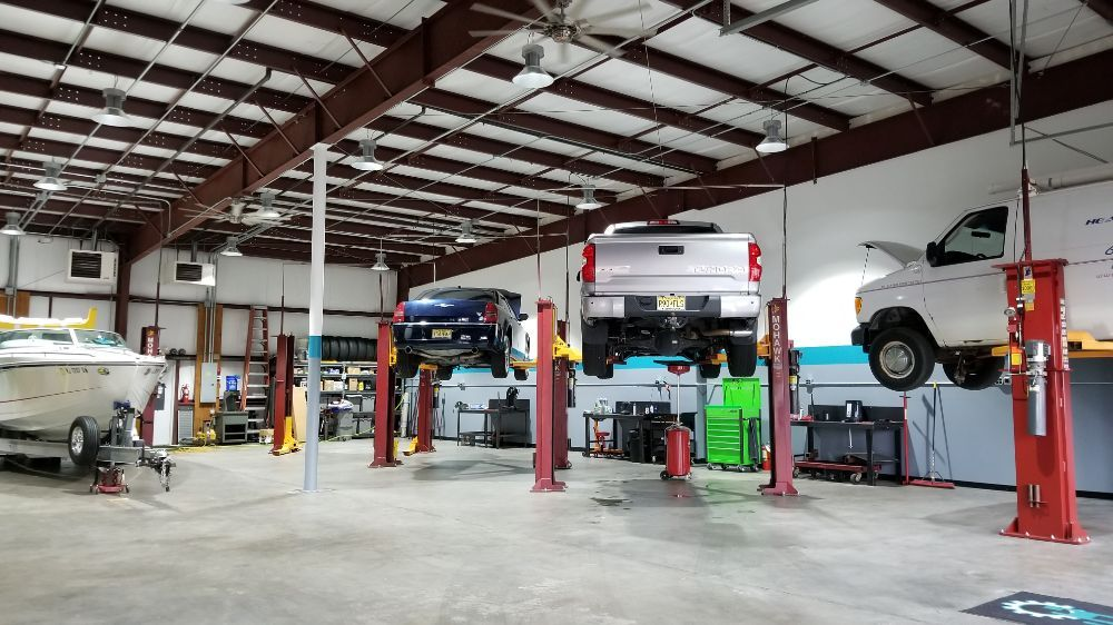 TAB Transmissions and Automotive Specialists: 699 Challenger Way, Forked River, NJ