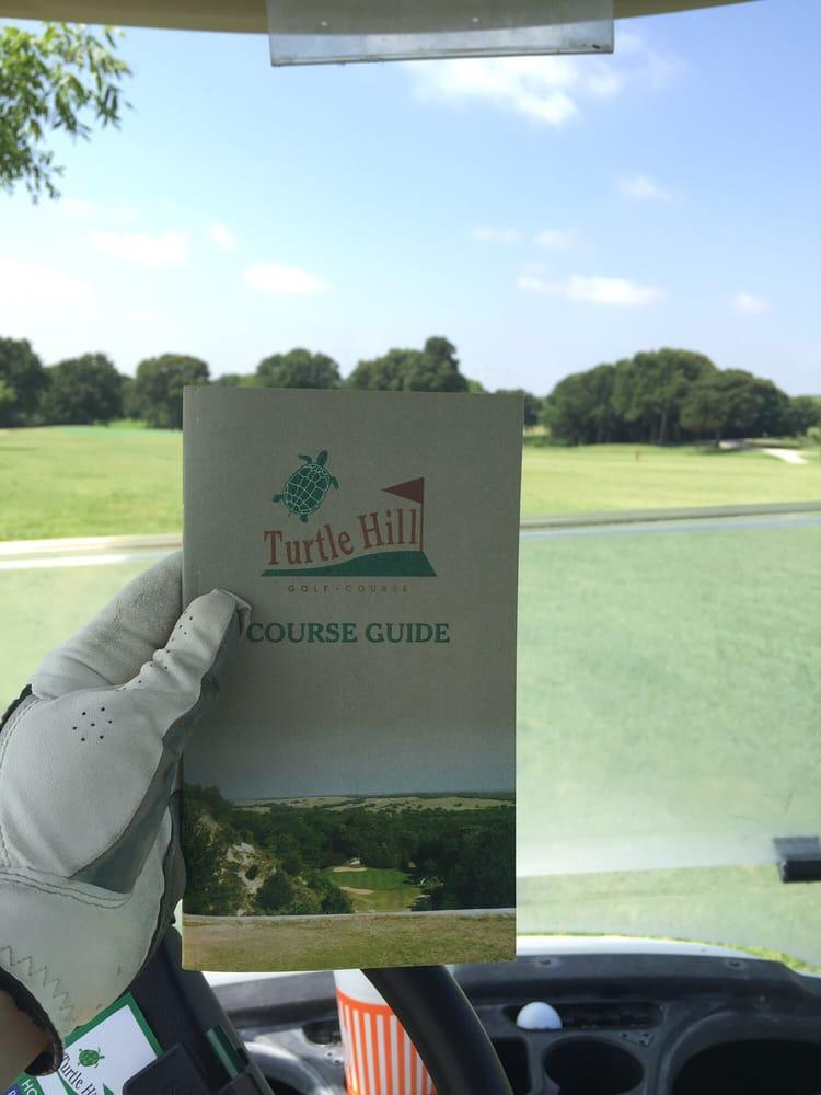 Turtle Hill Golf Course: 7708 N Fm 373, Muenster, TX