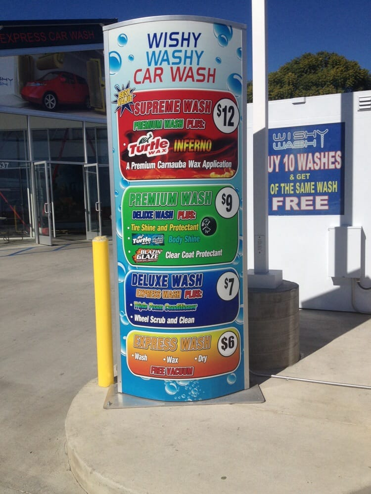 Van Nuys Sherman Way Car Wash