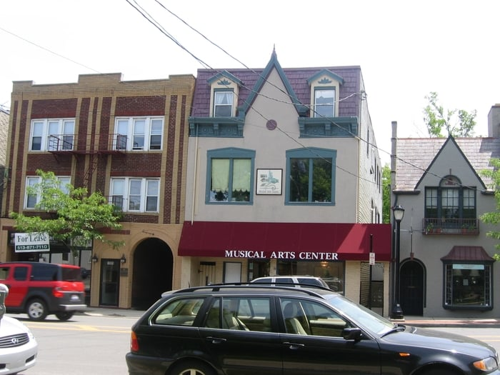 The Musical Arts Center: 1987 Madison Rd, Cincinnati, OH