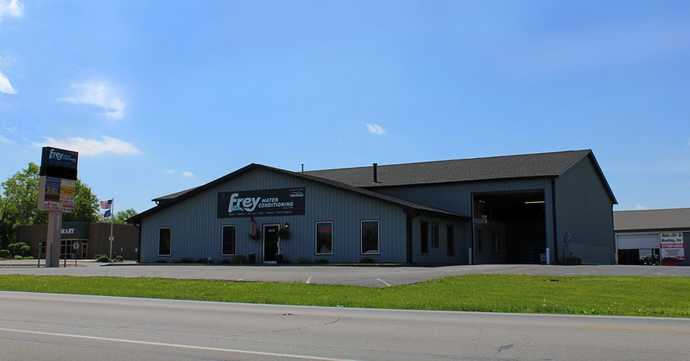 Frey Water Conditioning: 5121 W US Highway 52, New Palestine, IN