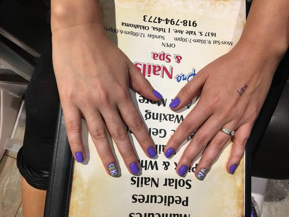 Pro Nails Spa Tulsa Ok