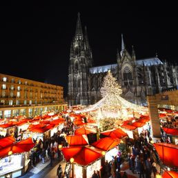 photo of the cologne christmas market kln nordrhein westfalen germany - Cologne Christmas Market