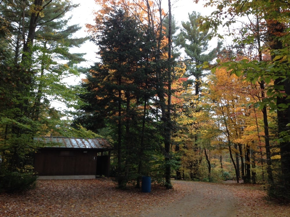 Northstar Campground: 43 Coon Brook Rd, Newport, NH