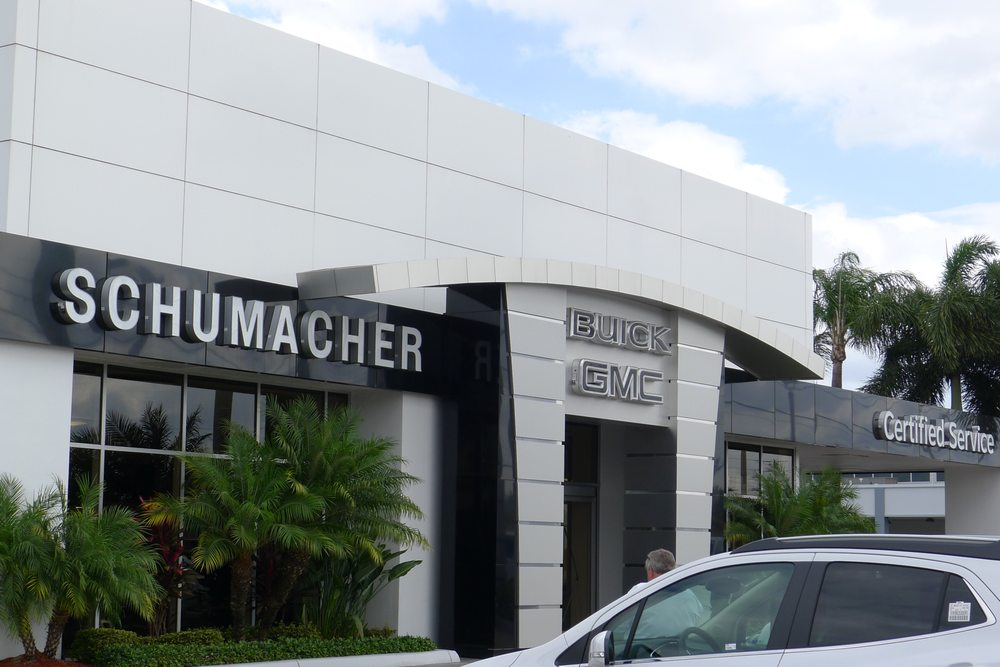 gmc west fl enclave beach in post avenir vision of when schumacher new about palm buick becomes blog the reality a trim
