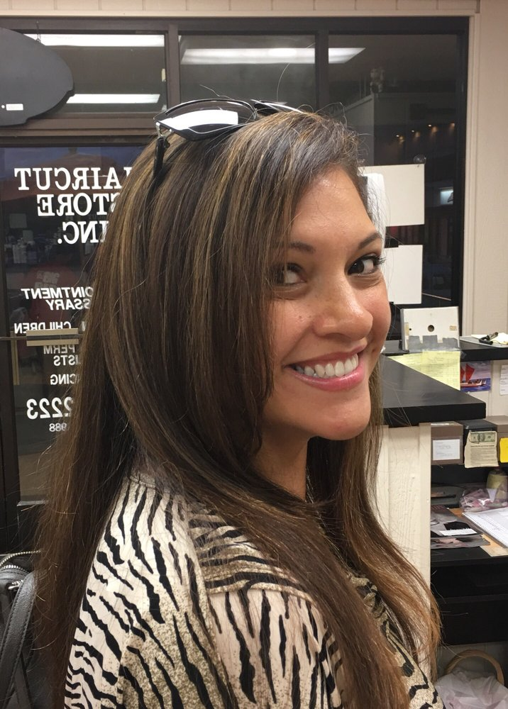 Blowouts Flat Iron And Curling Iron Hairstyles Yelp