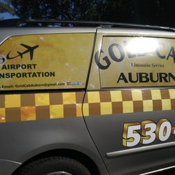 Photo of Gold Cab & Limousine Service - Auburn, CA, United States