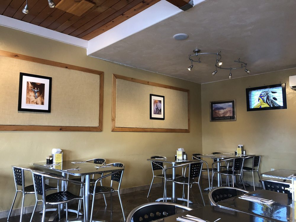 Foodie Restaurants: 475 W Main St, Escalante, UT