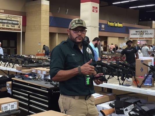 Badass Gun Shop 1055 W Audie Murphy Pkwy Ste 102