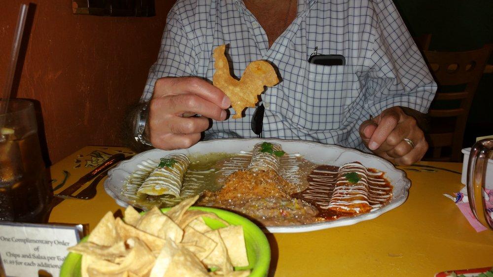 Mi Casa Restaurant: 723 W 4th St, Benson, AZ
