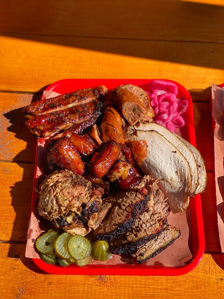 Panther City BBQ: 201 E Hattie St, Fort Worth, TX