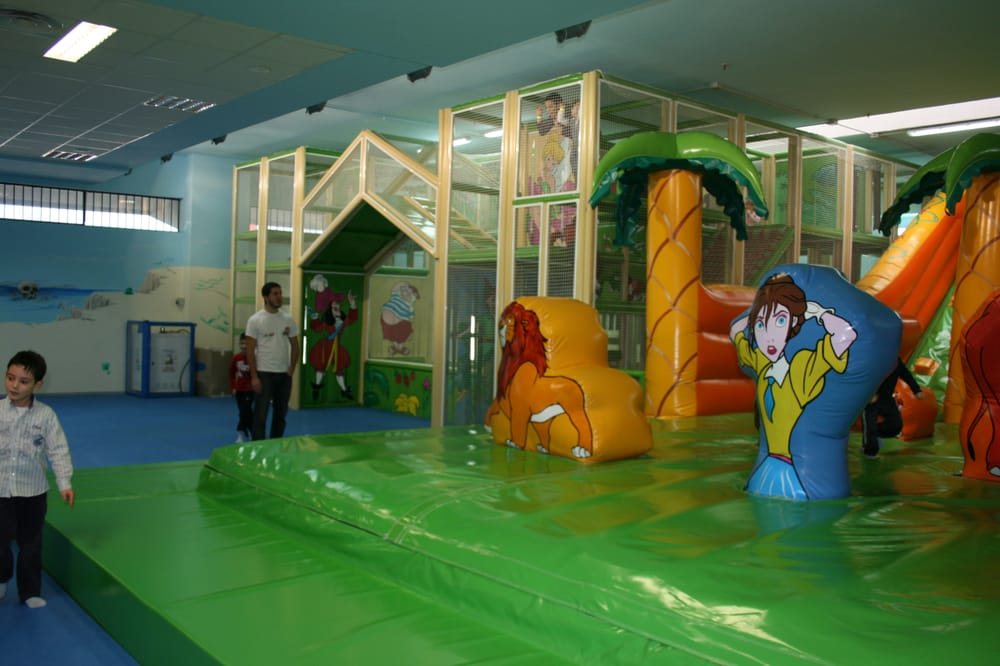 Funny Park  Centro Commerciale Domus  Huvipuistot  Via