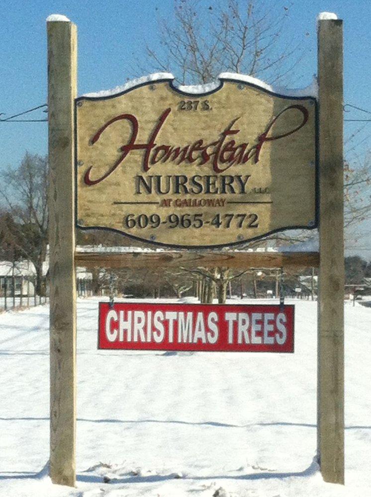 Homestead Nursery At Galloway