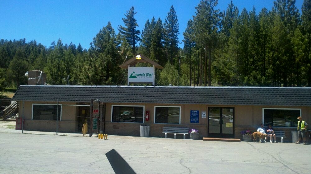 Mountain West Aviation: 1841 Airport Rd, South Lake Tahoe, CA