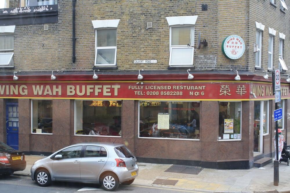 Greenwich Chinese Restaurant Trafalgar Road