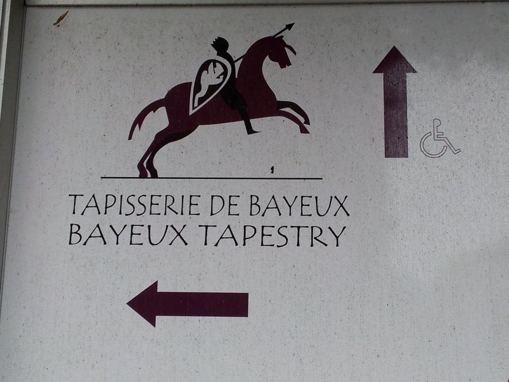 La Tapisserie De Bayeux Reproduction Integrale Au 1 7 Yelp