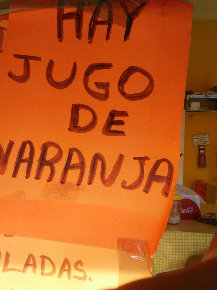 Cocina Económica Mariana