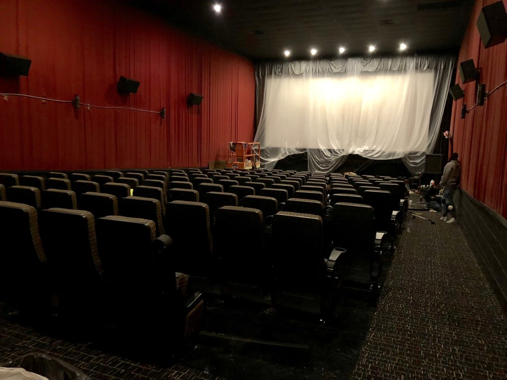 Roanoke Cinemas: 1722 E 10th St, Roanoke Rapids, NC