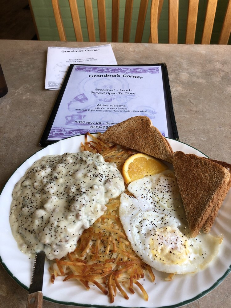 Grandma's Corner Restaurant: 4030 US-101, Seaside, OR