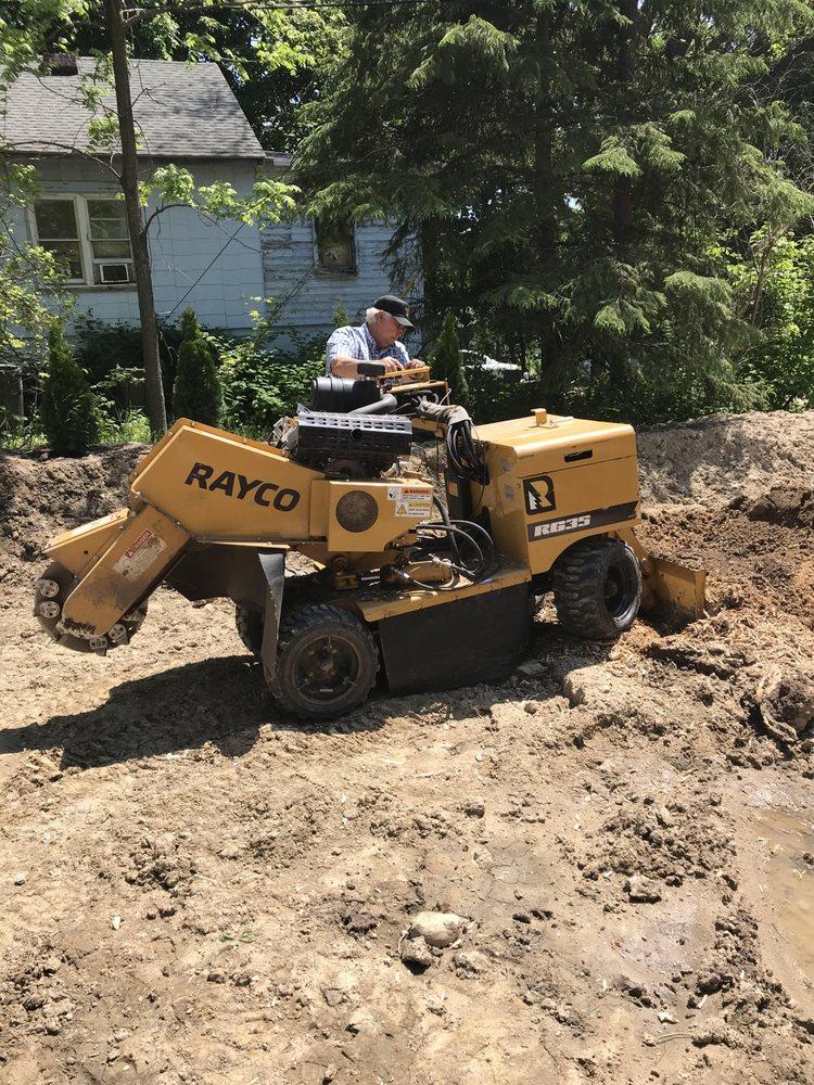 Gardner Stump Removal: 960 Emerson Ave, Auburn Hills, MI