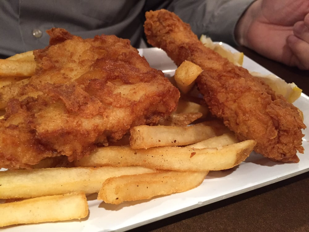 Classic Fish  Chips! Yelp