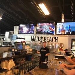 Photo Of Mad Beach Craft Brewing Madeira Fl United States