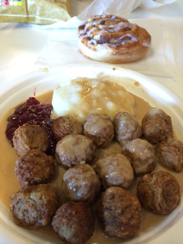 Meatball plate for 6 yelp for Ikea carson jobs