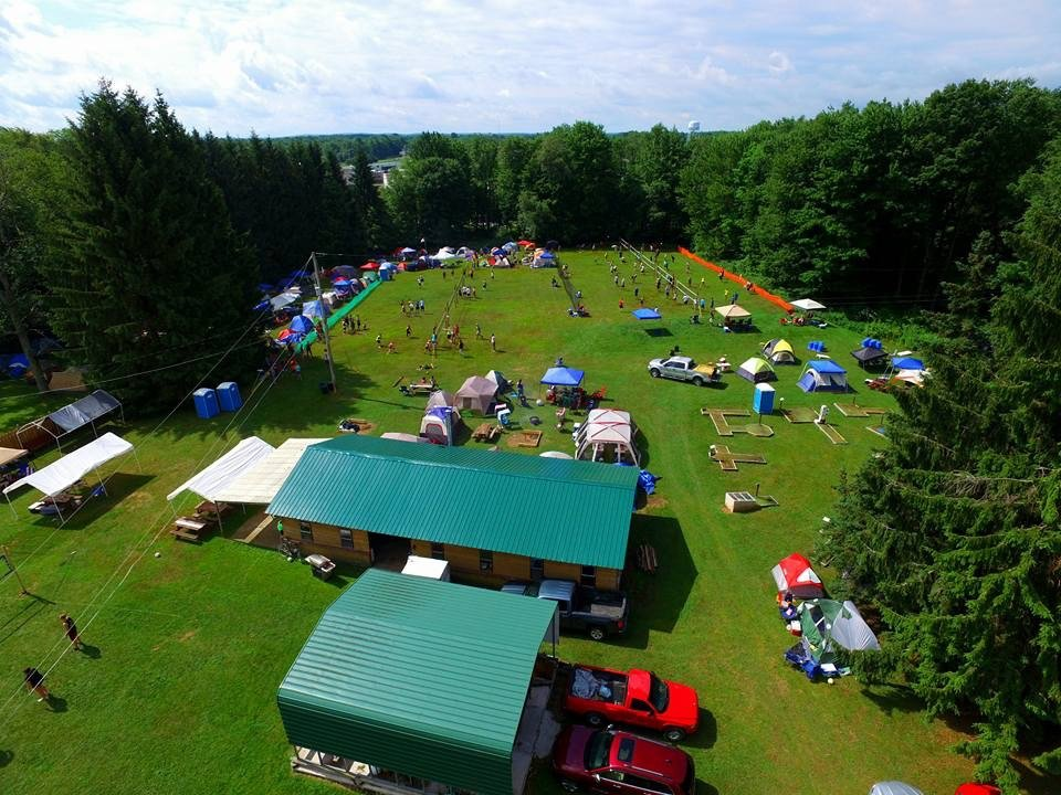 Bettum's Idlewood Family Campground: 299 Big Shanty Rd, Lewis Run, PA