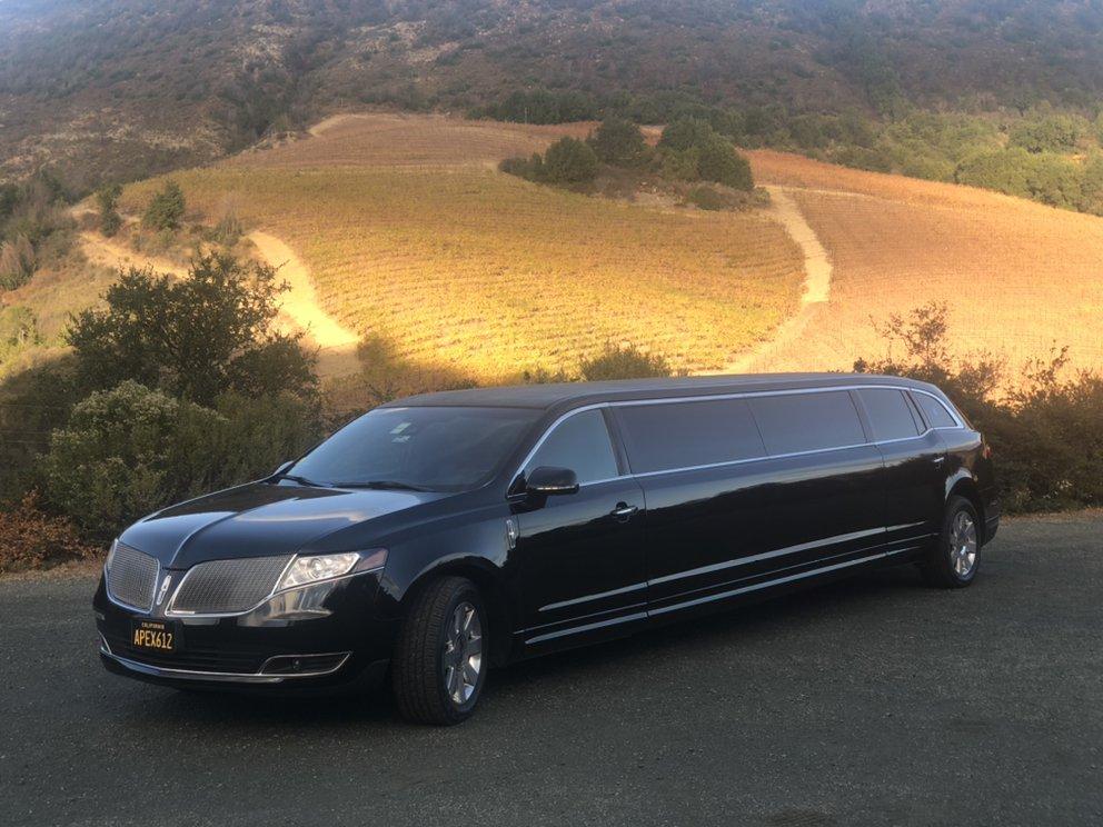 Apex Limousine Transportation and Wine Tours: 952 School St, Napa, CA