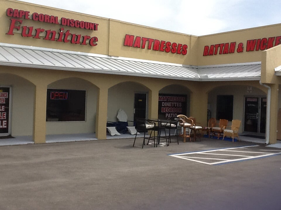 Cape coral discount furniture furniture stores 1031 ne for Affordable furniture florida