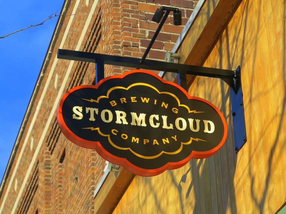 Stormcloud Brewing: 303 Main St, Frankfort, MI