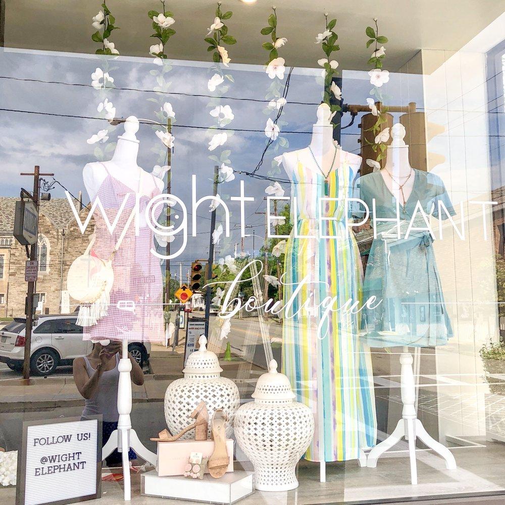 Wight Elephant Boutique: 300 Main St, Irwin, PA