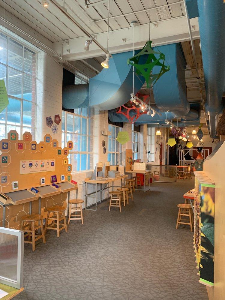 Providence Children's Museum: 100 South St, Providence, RI